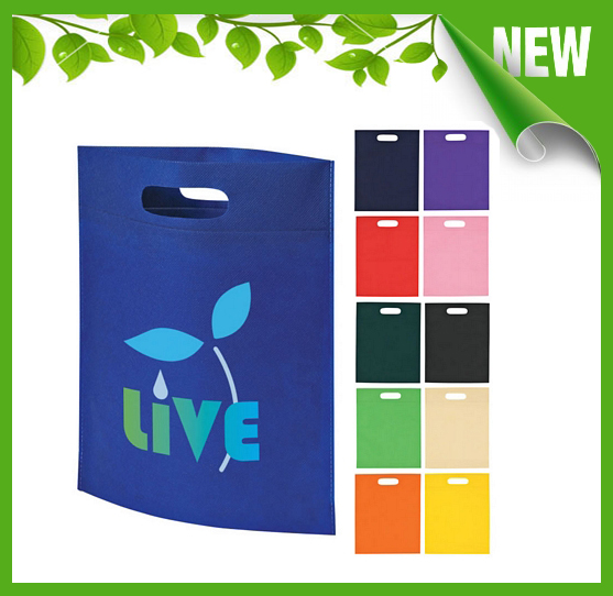 PP non woven bags with printing